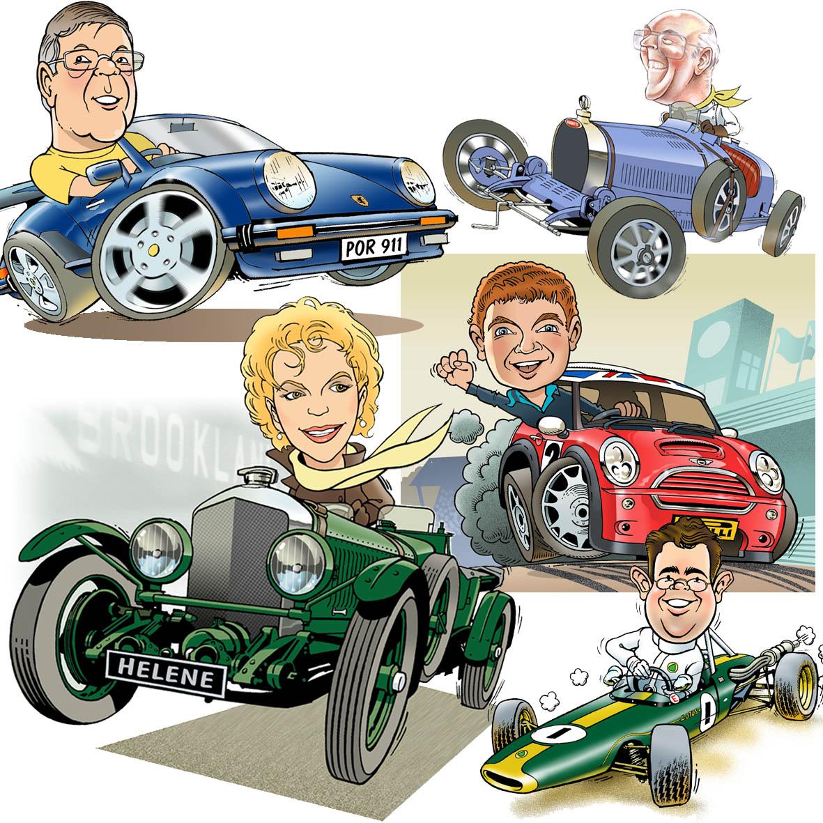 Cars Mix